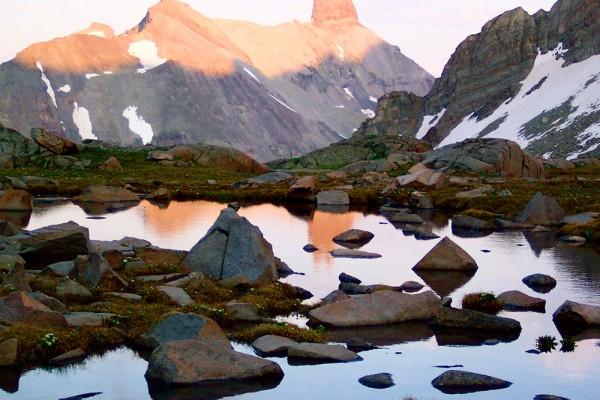 Alpine Lake 1000x750