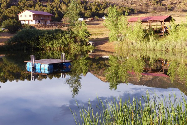 Pond view 1000x750
