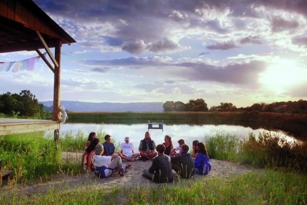 The Pond at Basecamp