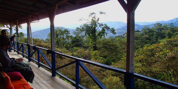 Costa Rica deck