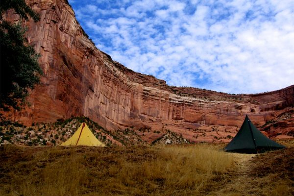 canyon tents