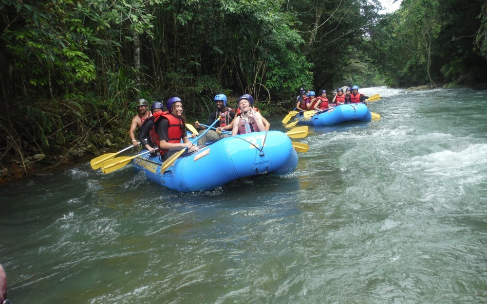 Rafting Costa Rica's Pacuare River
