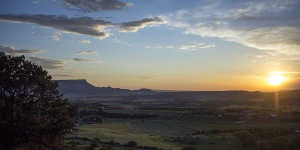 Basecamp - Mesa Verde Sunset
