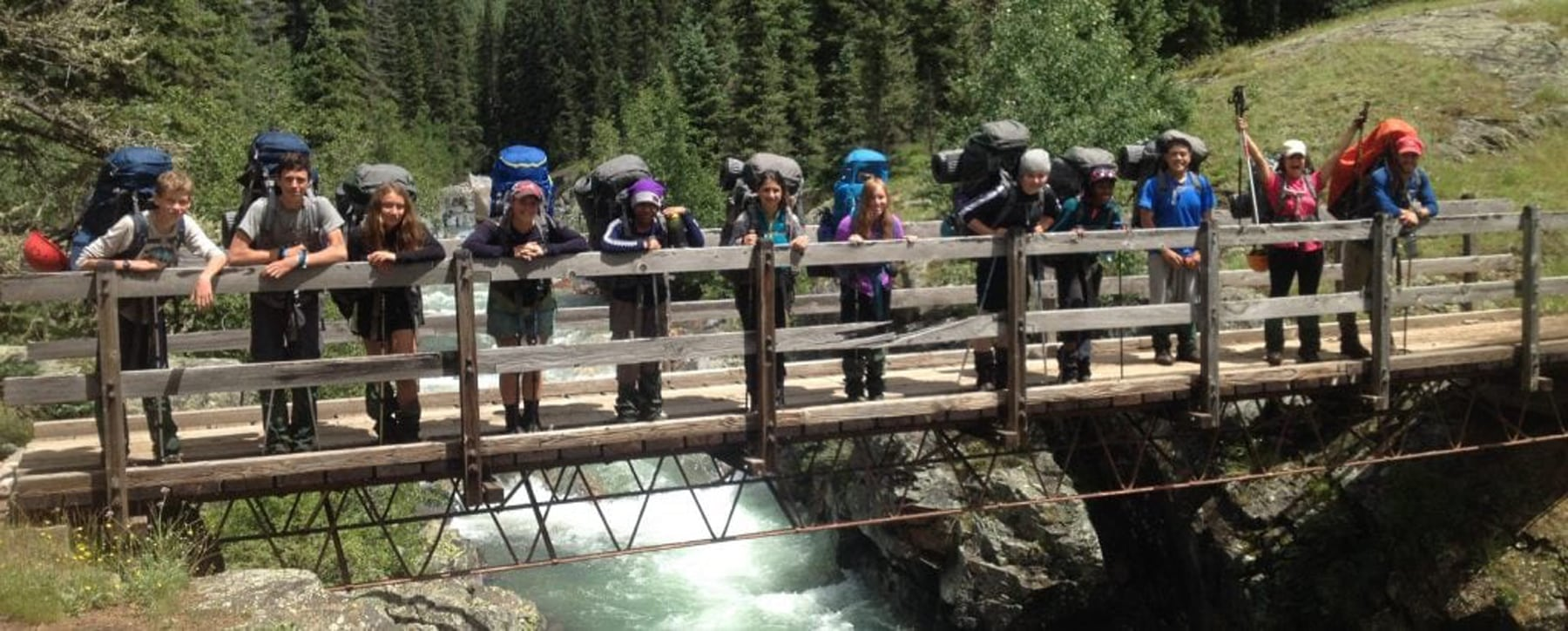 Deer Hill Expeditions Heart of the Rockies backpacking colorado